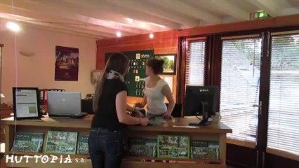 Interview Léa, stagiaire chez Huttopia&Cie