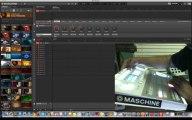 NATIVE INSTRUMENTS MASCHINE STUDIO &   AKAI MAX49 PART 1