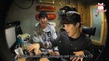 [VLOG] 131013   BANGTAN: J-Hope & Jimin (VOSTFR)