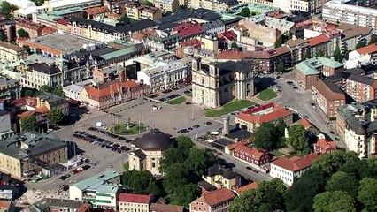 Karlskrona - Aerial film