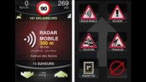 detecteur de radar Détecte tous les radars automatiques, radars mobiles,