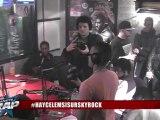 #CetaitSurSkyrock, Hayce Lemsi dans @Planete_Rap en live : Lève ton verre!