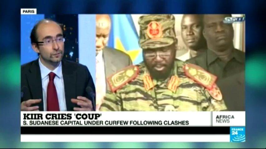 AFRICA NEWS – Juba's 'coup'