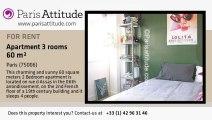 2 Bedroom Apartment for rent - Jardin du Luxembourg, Paris - Ref. 4737