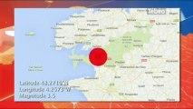 La presqu'île de Crozon touchée par 2 tremblements de terre
