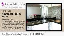 Studio Apartment for rent - Porte de Versailles, Vanves - Ref. 3735