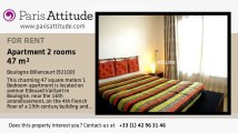 1 Bedroom Apartment for rent - Boulogne Billancourt, Boulogne Billancourt - Ref. 4685