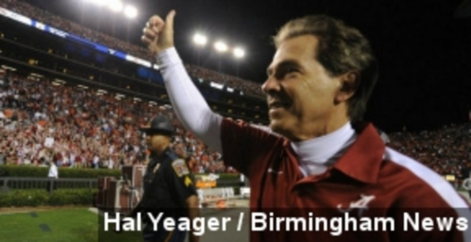 Saban's New Salary Beats Most NFL Coaches