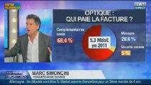 Loi Hamon: libéralisation du marché de l'optique, Marc Simoncini, dans GMB – 17/12