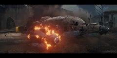 Effets spéciaux Stalingrad (VFX) 2013