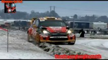 Compilation d'accident de voiture en Rallye #4 / Crash rallye neige 4