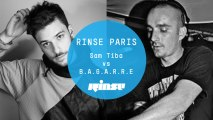 Sam Tiba vs B.A.G.A.R.R.E - Rinse France DJ Set