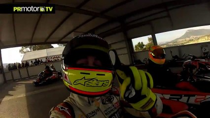 12º GP Studi Moto de karts con los Hermanos Costa en ParcMotor Castellolí by PRMotor TV Channel (HD)