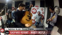 Gaspard Royant - Marty McFly - Session Acoustique OÜI FM