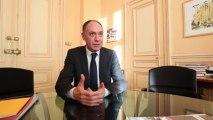 Bilan du maire de Tourcoing, Michel-François Delannoy.