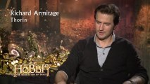 The Hobbit  The Desolation of Smaug INTERVIEWS - New Characters (2013) HD