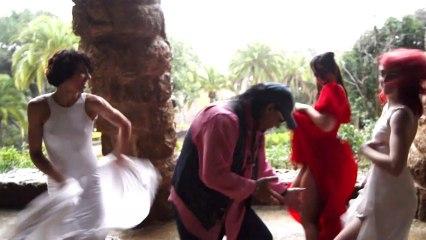 VIDEOCLIP De EL KALIBRA mira niña besame