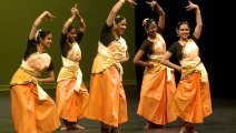 JHUSHAKTI - Nachle Express South Asian dance competition. US universities compete in South Asian bollywood dancing.