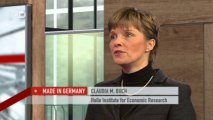 German government's plans and Europe's economy - What's next? | Made in Germany