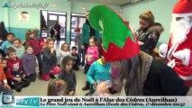 [AUREILHAN] Noël à l'Alae des Cèdres (17 décembre 2013)