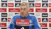 Ancelotti nie przejmuje się dobrą formą rywali