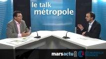Le talk métropole Marsactu : Jean-Michel Cherrier, directeur adjoint régional de RFF PACA