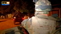 Centrafrique : une nuit dans les rues de Bangui avec les soldats français