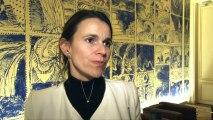 Interviews de personnalités lors de l'hommage à Jacques Rigaud