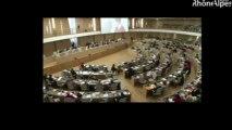 Blanche Chaussat (FN) contre un nouveau parc naturel dans les Dombes
