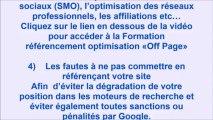 """Formation référencement - Formation SEO personnalisée Paris île de France - """"PME Référencement"""""""