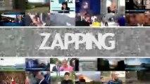 Zapping de l'actu: 18/12 -  Sarkozy premier fan de Carla, il gagne 28 millions au loto et donne tout…