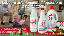 Parodia spot pubblicità Amuchina 2013 [RetroGamerITA & CrazyMustang]