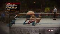 PS3 - WWE 2K14 - Hulkamania Runs Wild - Match 1 - Andre The Giant vs Big John Studd