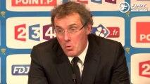 PSG : Blanc et la rumeur Barthez