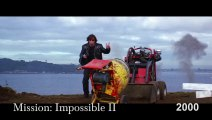 Tom Cruise Running - 2000 - Mission Impossible II