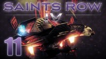 Saints Row IV [Part 11] - Data Clusters. Data Clusters Everywhere.
