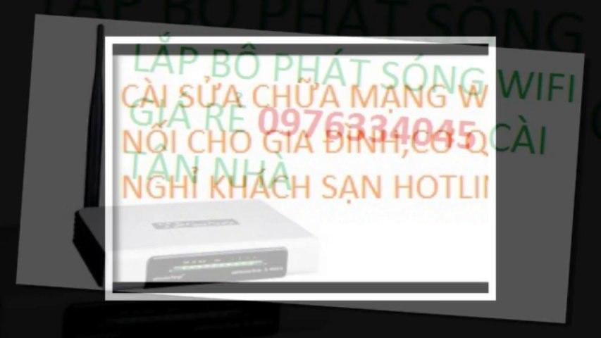Call 0976334045,Sửa Mạng tại nhà Hà nội (Internet, Wifi, Lan) gia re nhanh ban wifi | Godialy.com