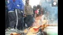 Bolivia. Ragazzi a favore del lavoro minorile si scontrano con polizia
