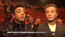 """Interview - Lotta, Sabrina et les filles de L'dans la Ville - Concert """"Do You Speak Djembé ?"""""""