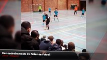 Des enchainements de folies en Futsal !