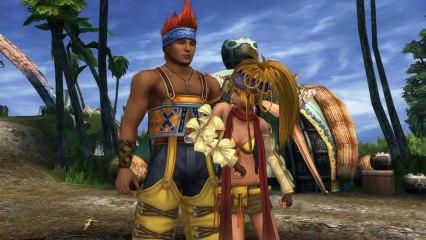 Final Fantasy X-2 Rikku de Final Fantasy X | X-2 HD Remaster