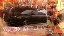 Touareg noir mat, Touareg noir mat, Touareg noir mat, Touareg Covering noir mat, Touareg peinture noir mat, Volkswagen Touareg noir mat