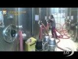 """""""Primitivo di Manduria"""" falso, sequestrate 100mila bottiglie vino. Operazione Gdf Taranto contro la contraffazione. Tre denunce"""