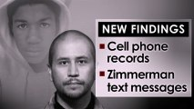 Zimmerman recalls Trayvon Martin's last words