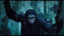 La Planète des singes : L'Affrontement - Bande-annonce #1 [VF|HD720p]