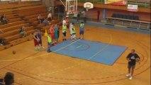 basketball - transition offensive par Goeuriot Patrice - joeuf le 7 sept. 2013