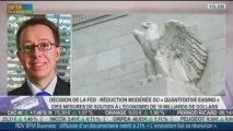 Surprise! Les marchés progressent: Arnaud Tourlet, dans Intégrale Placements - 19/12