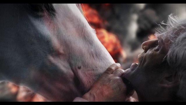 TCHEKY KARYO - Autour de la Mémoire (clip officiel - réalisé par Enki Bilal)