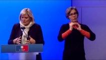 Handicap et petite enfance - Conclusion de Michèle Tabarot
