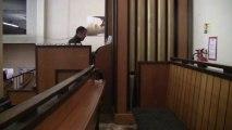 Let us break bread together - Chris Lawton at Oasis Church, Lambeth, London